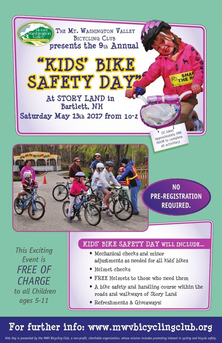 2017 Kids Bike Safety Day Poster Green.jpg